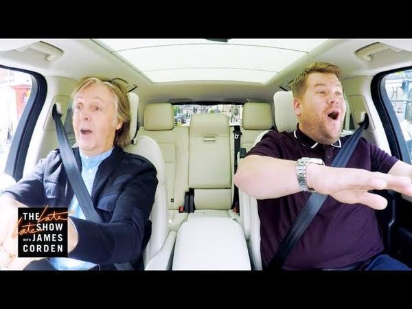 Paul McCartney Carpool Karaoke - Coming This Week - LateLateLondon