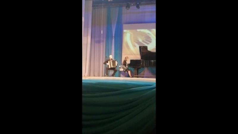 Концерт для скрипки без оркестра Е.Коннова