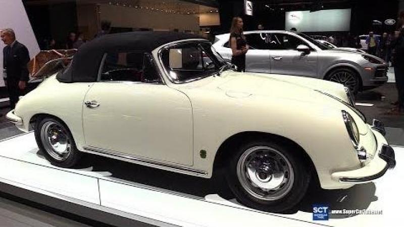 1963 Porsche 356 Super 90 - Exterior Walkaround - 2018 New York Auto Show