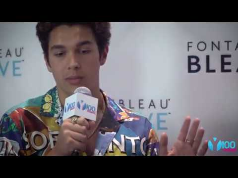 Austin Mahone Talks About His Dolce Gabbana Deal, Music More!