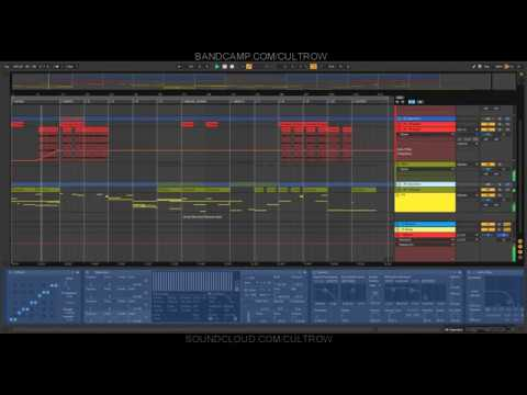 Ableton Live Project | Cultrow - Umbra