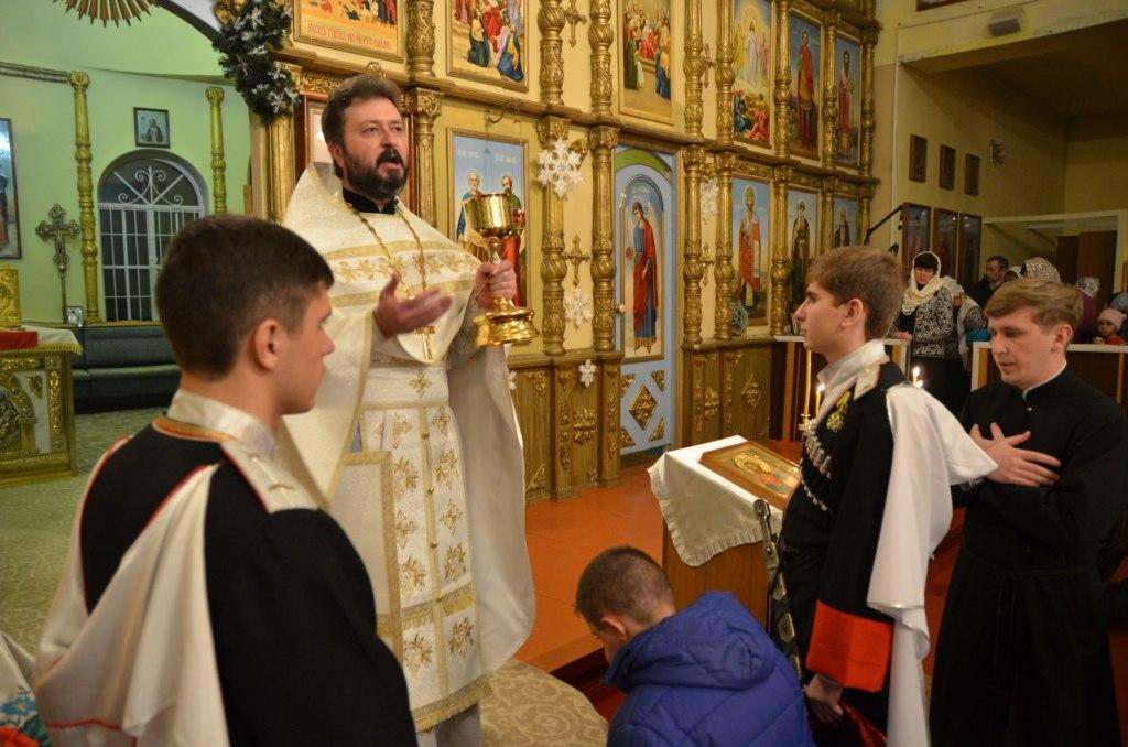 В Зеленчукском районе отметили Рождество Христово
