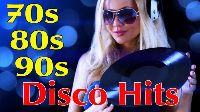 Disco Hits of the 70s 80s and 90s II Disco Dance Songs Megamix II 70s 80s and 90s Disco Music