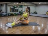 Фитнес дома. Тренировка онлайн