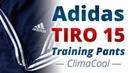 Adidas Men's TIRO 15 Training Pants — In Stock! (english)