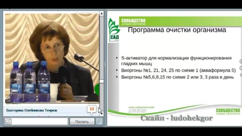 САД Рекомендации по применению флуревитов 2 Врач Севостьянова Т