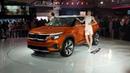 Hyundai Creta competition SUV Kia SP Concept in Hindi Auto Expo 2018 MotorOctane