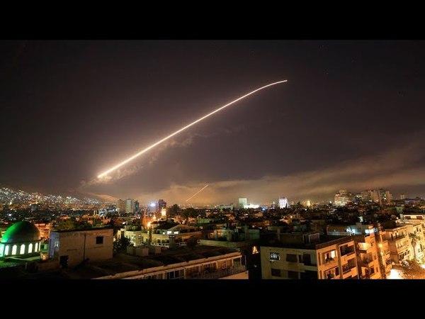 Какие цели были поражены США и союзниками в Сирии
