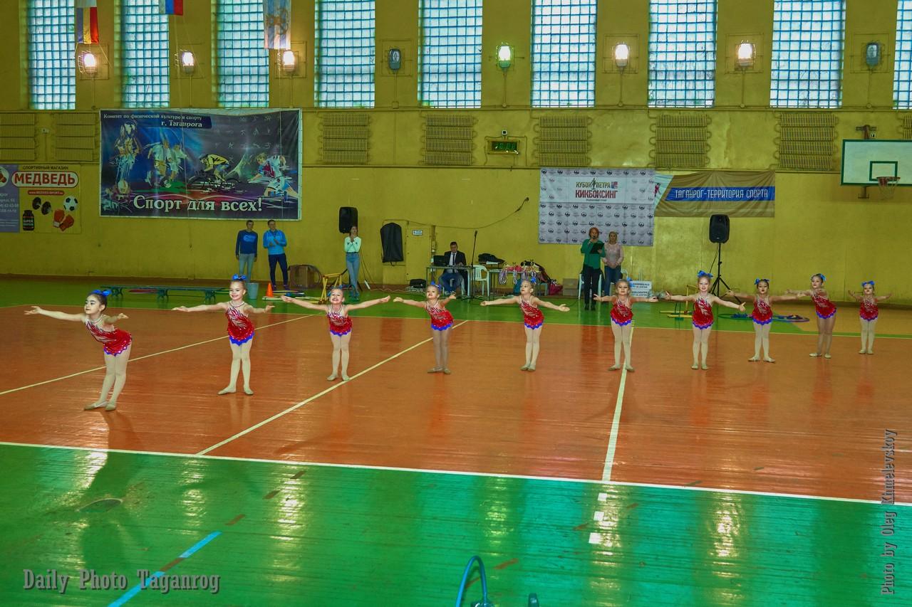 В Таганроге прошли «Веселые старты»