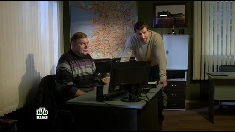 Ментовские войны 9 сезон (2015 год) 7 серия. Шилов и Джексон.