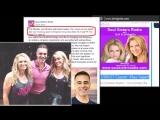 2. Porn Star Gail Thackray & Bridgetta Tomarchio – Peddling Sex Guru Mas Sajady & John of God