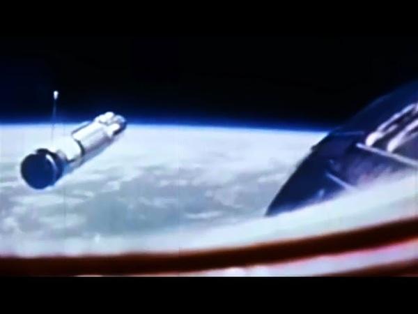 Neil Armstrong Gemini VIII Agena Docking Abort Gemini 8 This is Houston Flight 1966 NASA
