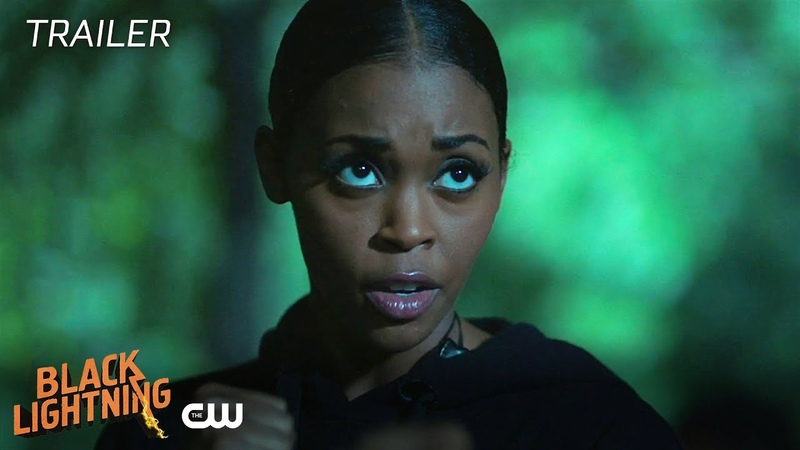 Black Lightning | The Book Of Blood Chapter Two The Perdi Promo | The CW
