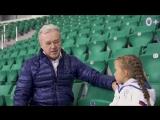 Злата Демьянова взяла интервью у врио губернатора Красноярского края