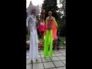 День Мороженого в городском парке г.Обнинска. Племянники и Гуливеры