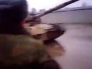 Т-90 . Агрессивное вождение по русски