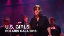 U.S. Girls (LIVE)   Polaris Music Prize Gala 2018