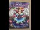 Fairy Tale Princesses Storybook Darlings - Hanna Lynn flip through