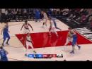 Портленд Трэйл Блэйзерс 117 108 Даллас Маверикс Обзор Баскетбол НБА 21 01 2018