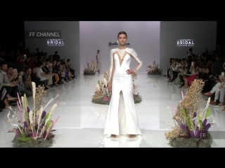 Carla Ruiz _ Barcelona Bridal Fashion Week 2018 _ Exclusive