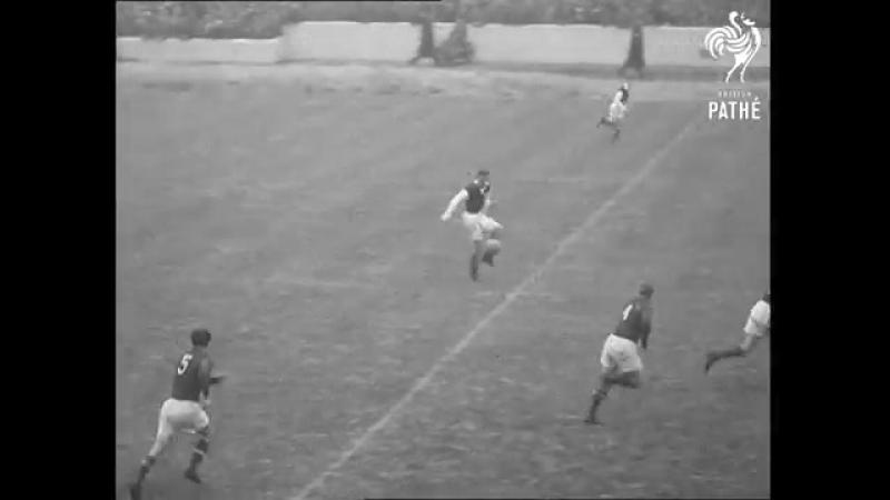 Special - Hampden Park - Scotland V. Hungary 3-4 (1954)