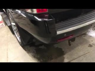Ремонт парктроников Cadillac Escalade