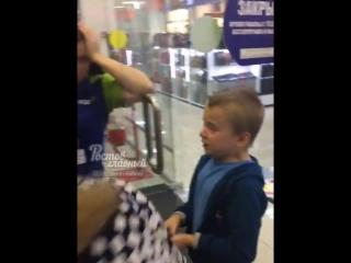 Издевательства над ребенком в «Фикс Прайсе»