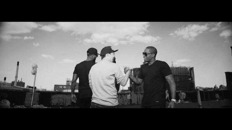 "Hamilton – ""Wrote My Way Out"" (Nas, Dave East, Lin-Manuel Miranda Aloe Blacc) {Official Video 1080HD}"