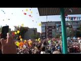 Запуск шаров школа 34 Каменск-Уральский