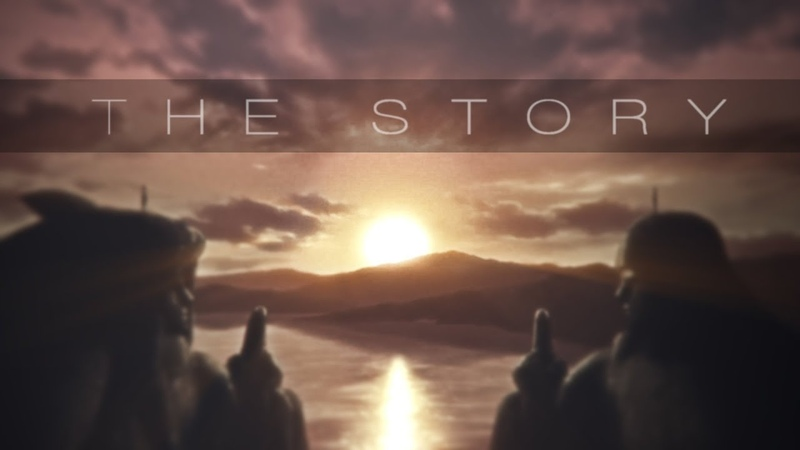 Naruto「𝙰𝙼𝚅」- The Story