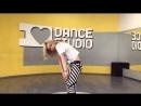 Урок TWERK by MARI G. Как танцевать ТВЕРК в упоре на руки. Выпуск 13.mp4