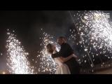 Пиротехническое  шоу на свадьбу. «Масс Эффект»  г.Чебоксары