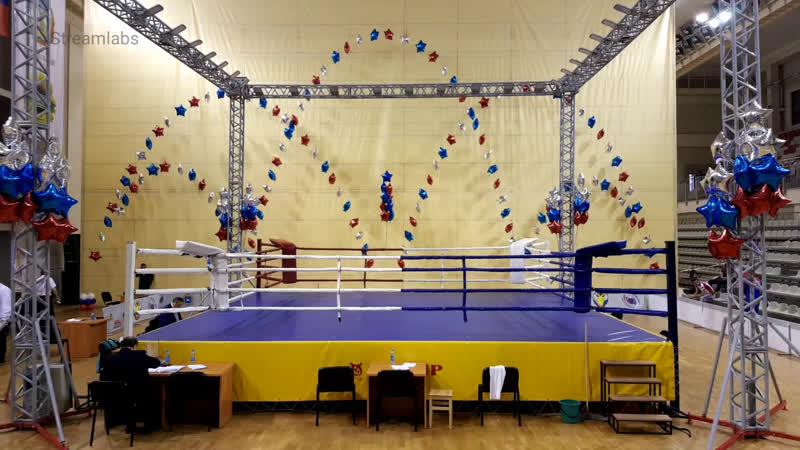 Spbboxing.live: турнир класса А на призы ЗМС В. Шишова в Самаре - день 2, утро
