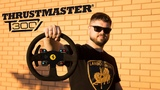 Лучший народный руль! Обзор Thrustmaster T300 Ferrari Integral Racing Wheel Alcantara Edition