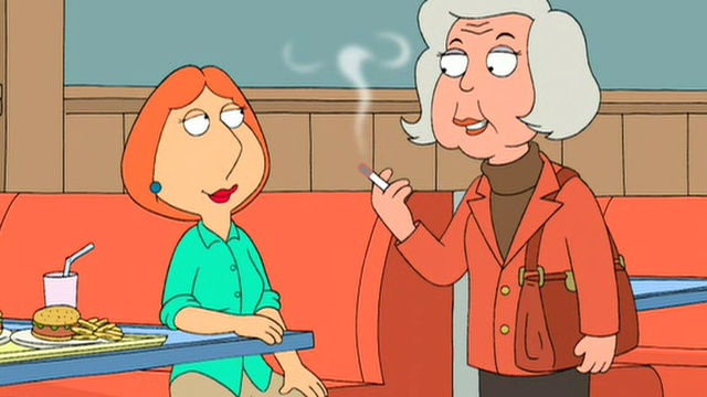 Family Guy | Гриффины (4 Сезон, 10 Серия) - Модель-проказница (Filiza Studio)