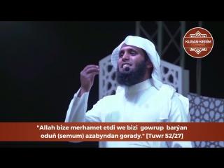 Kuran-Kerimden nesihatlar-2   Türkmençe Kuran-Kerim.