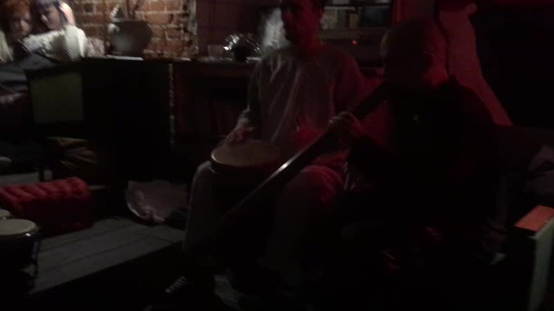 Cup of Peace Jam-sessions 04.11.2018 part 3