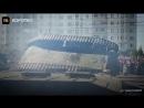 В Курске на параде упал Т-34