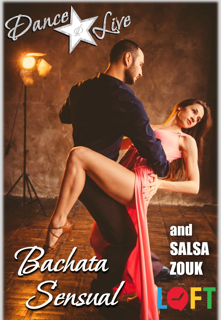 Афиша Самара BACHATA SENSUAL Самара / Dance and Live / LOFT /
