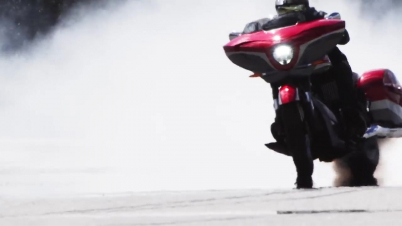 DRIFT Full Feature Victory Motorcycles
