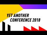 YaC 2018: прямая трансляция. Яндекс о будущем