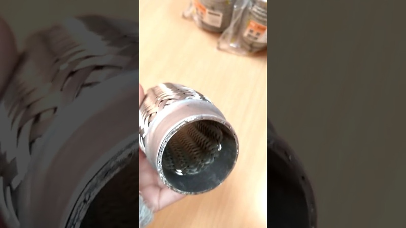 Гофра глушителя 45Х150 EuroEx