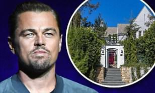 Леонардо ДиКаприо приобрел новый особняк в Лос-анджелесе за 4.9 млн долларов
