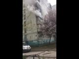 На Каменке сгорела квартира по адресу 2-ой Пятилетки, 10/1. 16 апреля.