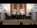 Ансамбль Алиенор, хор Fiat Lux, ансамбль Хурма-Укек c программой Llibre Vermell de Montserrat.