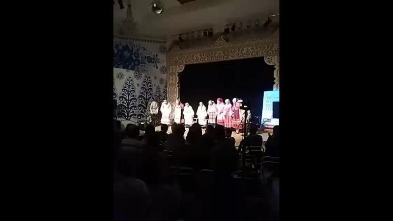 концерт ансамблей Тульской области