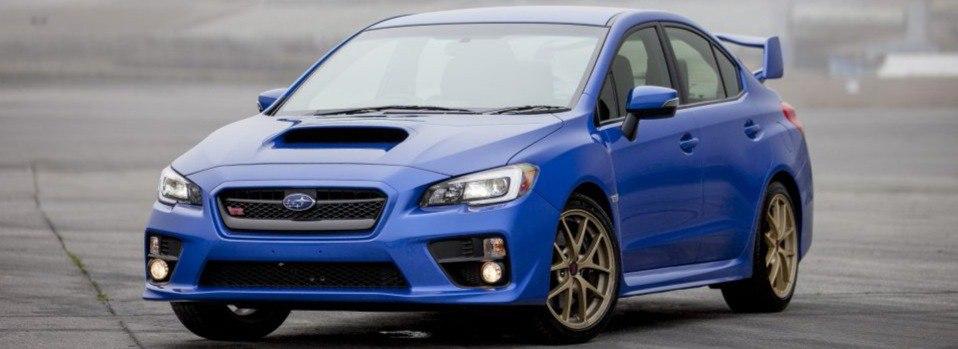 В России отзывают Subaru WRX STI
