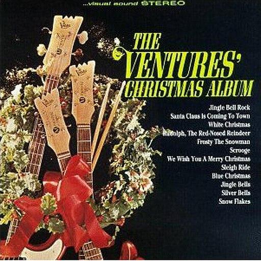 The Ventures альбом The Ventures' Christmas Album