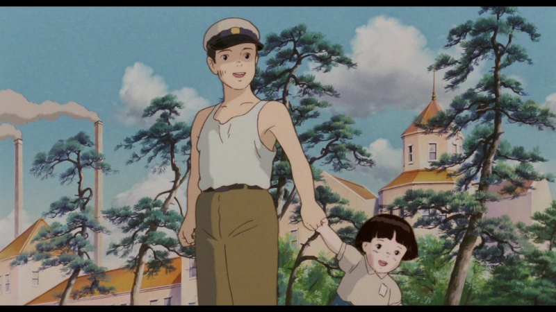 Могила светлячков / Grave of the Fireflies / Hotaru no Haka