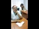 Руководство поликлиники устроило поточный принудительный сбор финансов Две женщины выполняющие роль кассира пытались оправдат